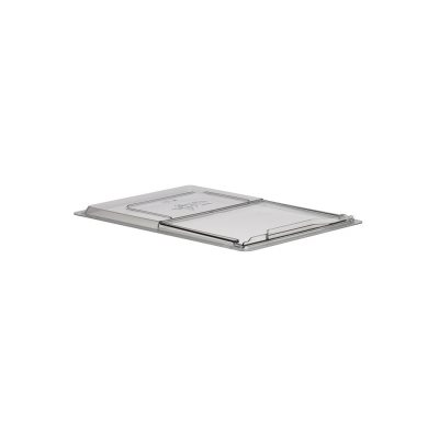 Sliding cover 18''x26'' clear for tray
