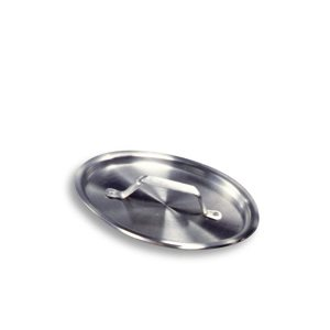 Cover stainless steel 9.5 in