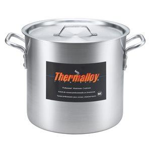 Stock pot aluminum 32 qt / 32 l